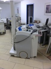 Mobiles Röntgengerät Practix 400